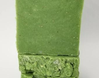 Oatmeal Aloe Vera Soap