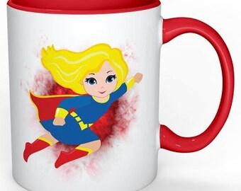 Supergirl mug