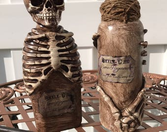 skele-gro/bone growing potion/harry potter inspired/NOT a Harry Potter licensed or affiliated product!