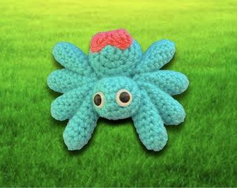 Itsy Bitsy Crochet Spider