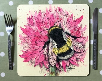 Bumblebee Placemats / Tablemats