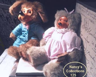 Robert Raikes Bears Cookie and Jasper Collectibles