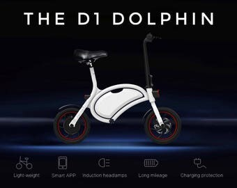 D1 Dolphin Electric Bike