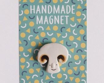 Handmade Mushroom Magnet