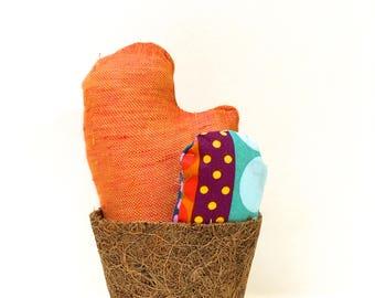 Summer Orange Cactus