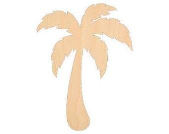 Palm Tree - Laser Cut Shapes - LCSH-117