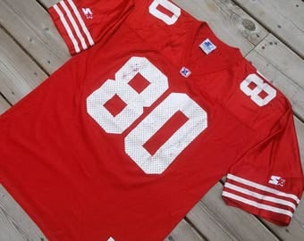 brand new 1db28 c31ed 80 jerry rice jersey island