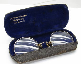 vintage Optical Safety Goggles 60's