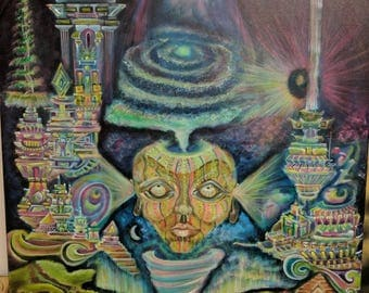 "Josh Zarambo's ""Dimensions Apart"""