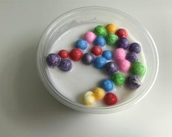 4oz Fruit Loops Slime