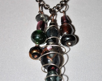 Handmade Artisan Necklace