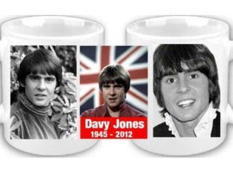 Davy Jones - The Monkees - Coffee Mug