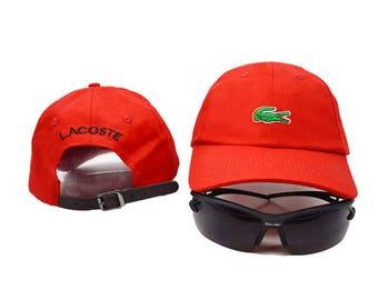 Lacoste Baseball Hats