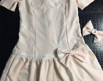 My Delicate Pink Dress (Size 10)