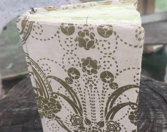 Celadon Handmade Paper Journal