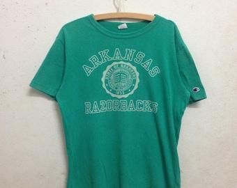 Vintage 90's Champion T-Shirts Size Large