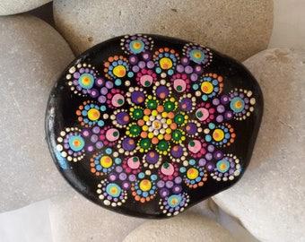 CURIOSITY-Sasso Mandala Art