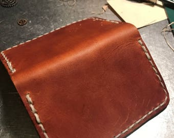 slim cardholder, cardholder, leather cardholder, bi-fold wallet, leather wallet, credit card holder, men's wallet, fathers day, gift for dad