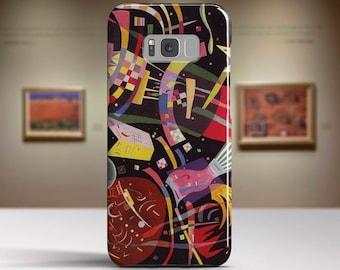 "Wassily Kandinsky, ""Composition X"".Samsung Galaxy S8 Plus Case LG V30 case Google Pixel Case Galaxy A5 2017 Case. Art phone cases."