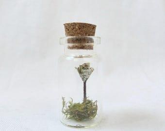 Miniature paper rose