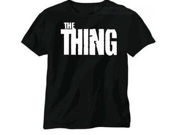 The Thing John Carpenter Unisex T Shirt Many Sizes Colors Custom Horror Halloween Merch Massacre