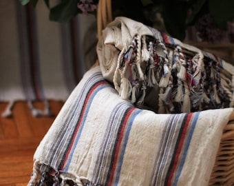 JUNO Handwoven Cotton Towel
