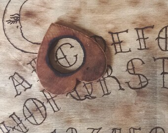 Antiqued Spirit Board