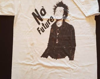 Sid Vicious 'No Future' Tee