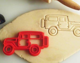 Toyota FJ40 Land Cruiser Cookie Cutter