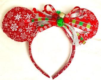 Christmas Present Disney Ears