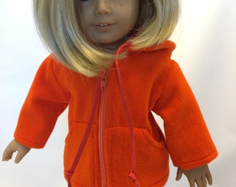 18 inch doll clothes; doll jacket