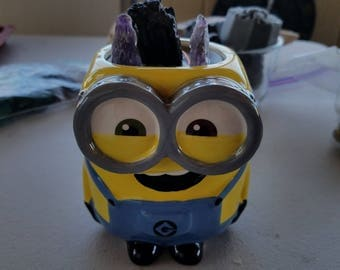 The Lifting Office Series: Minion Mug Orgone Device