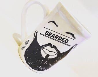 Bearded GAWDS Mug