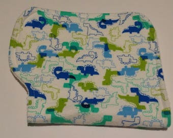 Burp cloth / handmade burp cloth / baby boy burp cloth / new mom gift / baby gift under 10