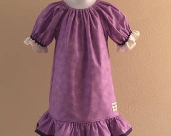 RTS Save the Dress Bib Sz. 2-4t