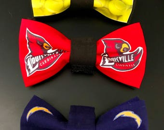Pet- custom and fabric bow ties