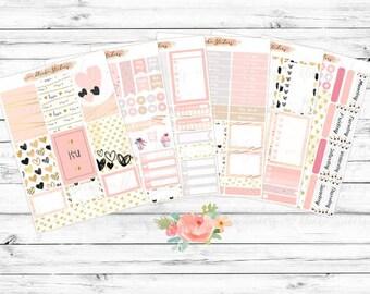 Peachy Peach - Full Kit Happy Planner