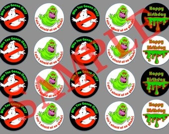 Ghostbusters Stickers 20pcs.