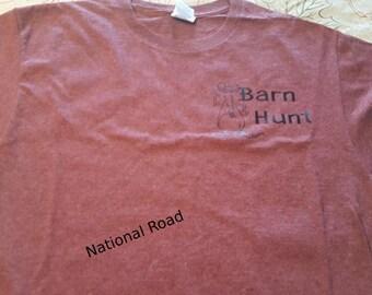 Barn Hunt T Shirt
