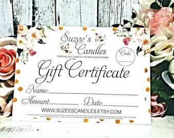 Wedding Gift Ideas - Personalized Wedding Gift - Gift Card for Birthday - Bridal Party Gifts - Baby Shower Gift - Personalized Gift Card