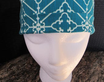 Women's small straight scrub hat