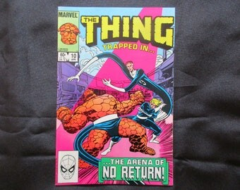 The Thing #10 Marvel Comics 1984