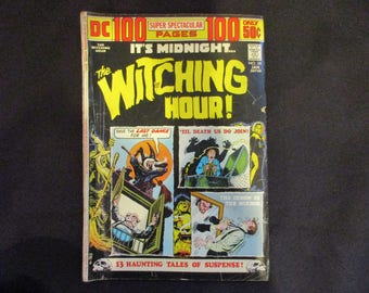 The Witching Hour #38 (100 Page Super Spectacular) D.C. Comics 1974