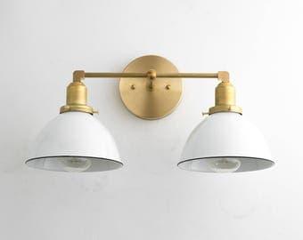Bathroom Light Fixtures Gold bathroom light fixture vanity lamp brass vanity smoked