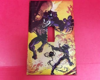 Venom Light Switch Plate