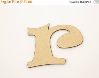 20% OFF 20cm MDF Wood Wooden Letters 3mm Thick RAVL