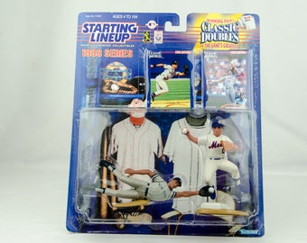 Starting Lineup Baseball 1998 Classic Doubles Derek Jeter Yankees Ray Ordonez