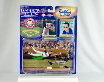 Starting Lineup Baseball 1999 Classic Doubles Alex Rodriguez Action Figure