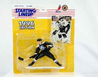 Starting Lineup NHL 1996 Brian Bradley Action Figure Tampa Bay Lightning