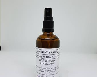 Hydrating Facial Mist Toner - Natural